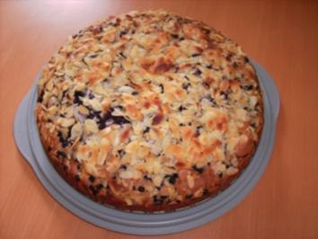 Heidelbeer-Kuchen - Rezept