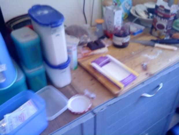 Vanille Cupcake mit Cream Cheese Frosting - Rezept - Bild Nr. 2