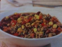 Chili con Carne FETTARM - Rezept