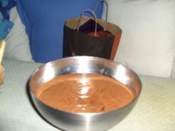 Rezept: Mousse au chocolat