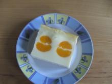 Käsekuchen mit Mandarinen - Rezept
