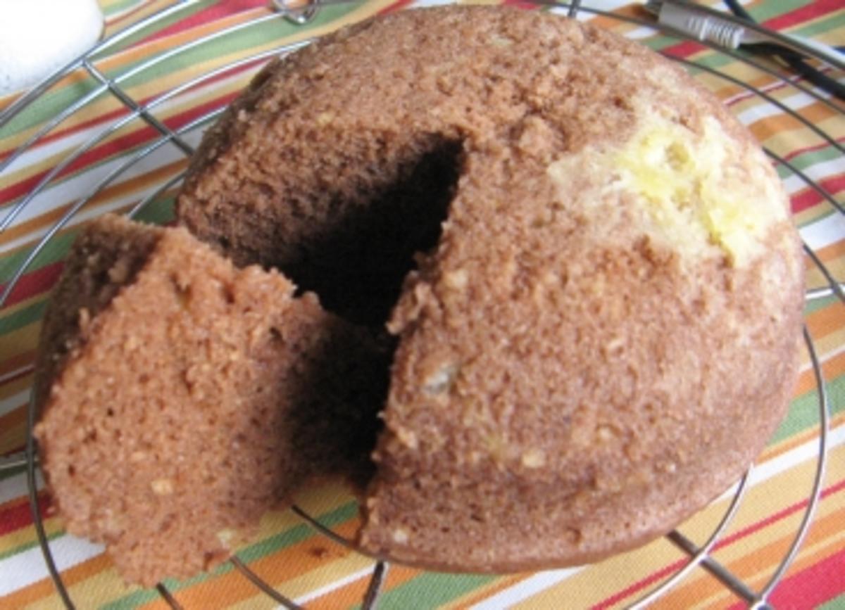 Schneller Schoko-Bananen-Kuchen - Rezept Eingereicht von Youle