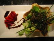 Salatbouquet ala Peter - Rezept