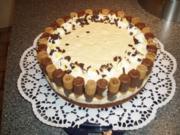 Eierlikör-Sahne- Torte - Rezept