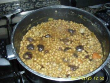 Spanische Linsensuppe - Rezept