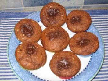 muffin mit buttermilch und nutella rezepte. Black Bedroom Furniture Sets. Home Design Ideas