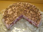 Hanuta-Kirsch-Torte - Rezept