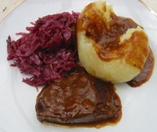 Altdeutsches Sauerbratenrezept - Rezept