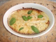 Spargel mit Gruyère überbacken - Rezept