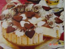 Sahnige Ricotta- Torte - Rezept