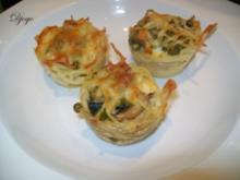 Paster Muffins - Rezept
