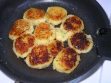 Kartoffeltaler hollländisch (van gestern) - Rezept