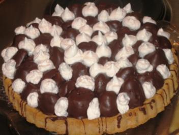 2 Erdbeer Schoko Kuchen Ohne Backen Rezepte Kochbar De