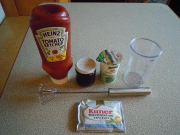 Grillsauce: Henny's Cocktail Sauce - Rezept - Bild Nr. 2