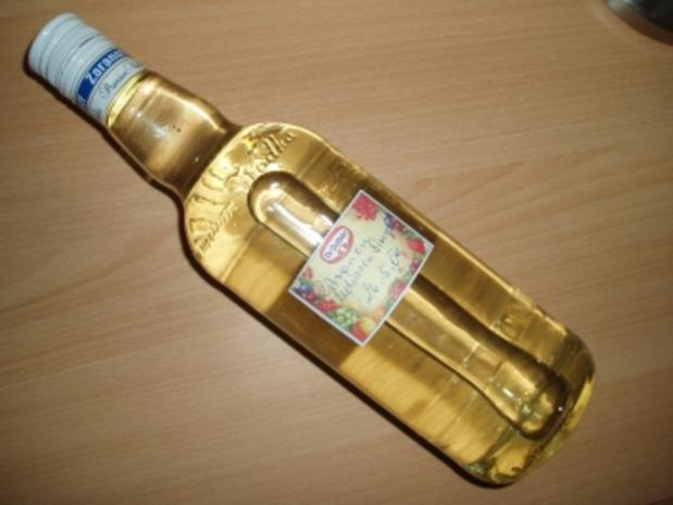 Zitronen - Melissen - Sirup - Rezept - Bild Nr. 3