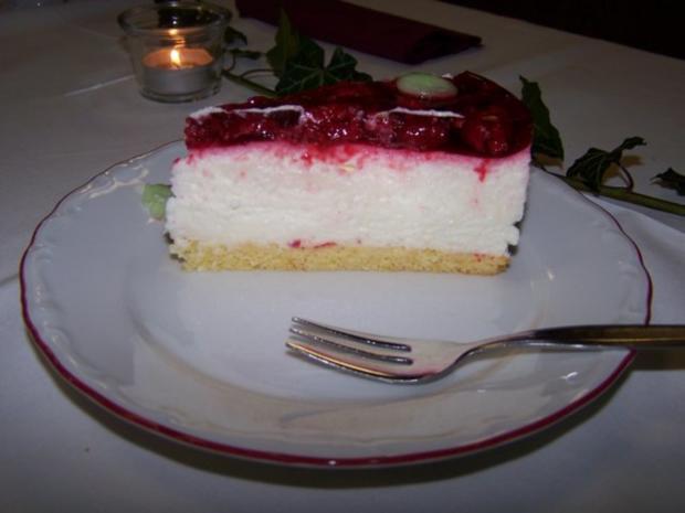 Himbeer Joghurt Torte Rezept Mit Bild Kochbar De