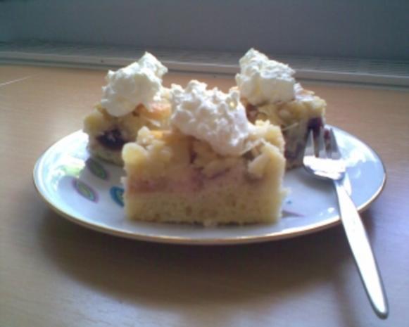 Rharbarber-Butterkuchen! - Rezept - Bild Nr. 5
