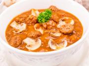 Oldenburger Mockturtle - Suppe - Rezept - Bild Nr. 2