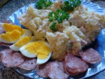 Kartoffelsalat - Rezept