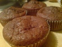 "Muffins ""Whisky-Kaffee"" - Rezept"
