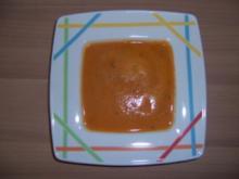 Paprikacremesuppe - Rezept