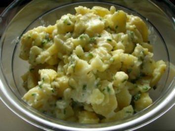 Marinierter Kartoffelsalat - Rezept