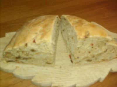 Pizza - Brot - Rezept