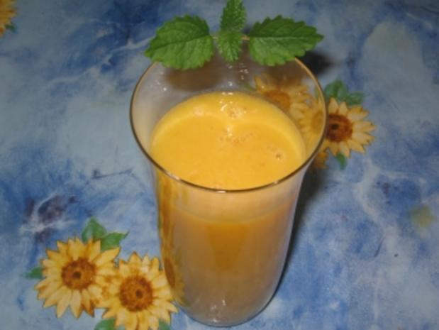 Mango-Smoothie - Rezept