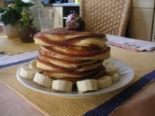 original american pancakes - Rezept