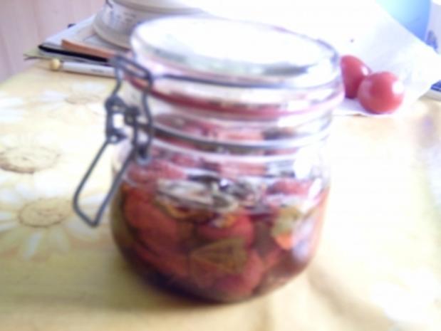 Erdbeeressig - Rezept - Bild Nr. 2