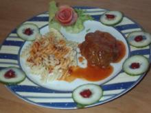 Nackenbraten in Chilisosse - Rezept