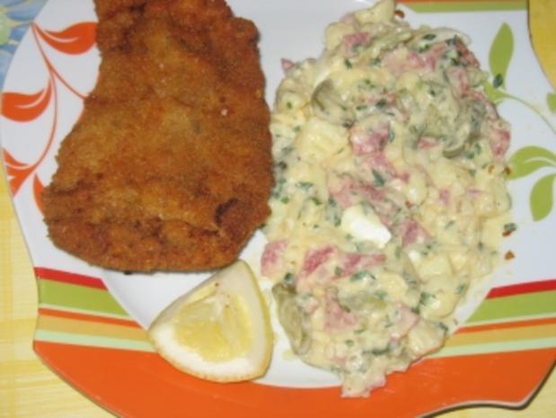 a la omi: festlicher kartoffelsalat - Rezept - Bild Nr. 7
