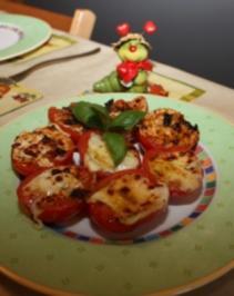 Gegrillte Feta Tomate - Rezept