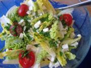 Römersalat einfach... - Rezept
