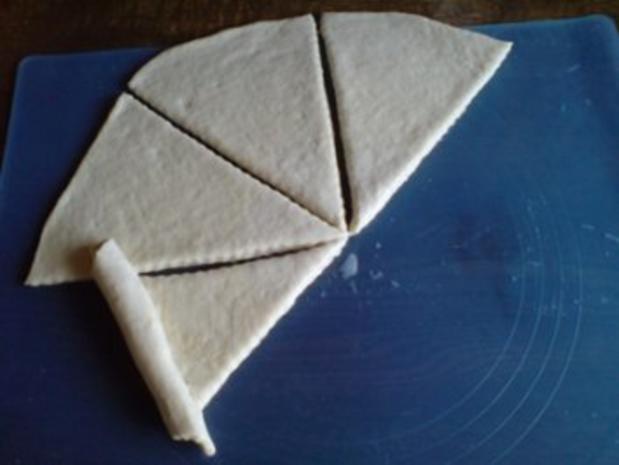 Brot ~ Hörnchen - Rezept - Bild Nr. 6