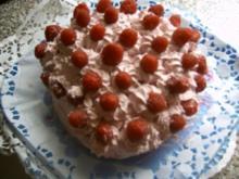 Himbeer Herz - Rezept