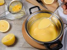Zitronenspeise - Rezept - Bild Nr. 2