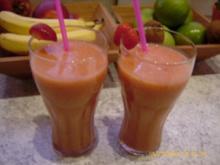 Melon - Smoothie - Rezept