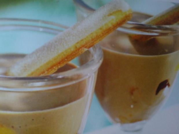 Englischer Schokopudding - Rezept