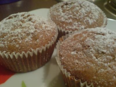 """Muffins """"Milchschnitte-Vanille"""" - Rezept"""