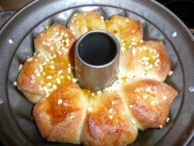 Breakfast Ring Cake - Rezept