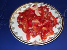 Sommersalat für gute Laune - Rezept