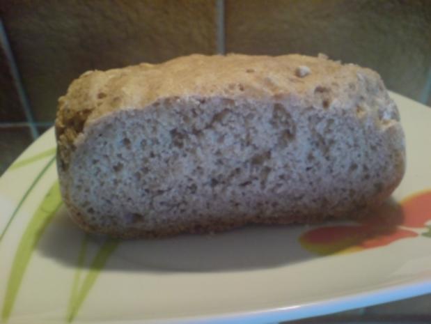 Brot ~ Roggenmischbrot auch für BBA geeignet - Rezept - Bild Nr. 4