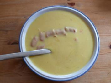 Ruckzuck-Kartoffelsupp - Rezept