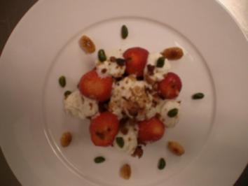 Erdbeerlasagne - Rezept