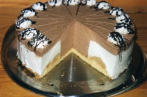 Latte Macchiato Torte - Rezept