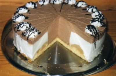 Rezept: Latte Macchiato Torte