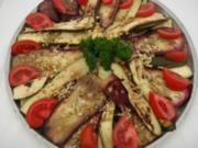Gemüse: Zucchini mariniert - Rezept