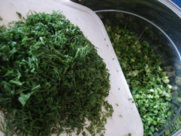 Okroschka (russische kalte Suppe) - Rezept - Bild Nr. 3