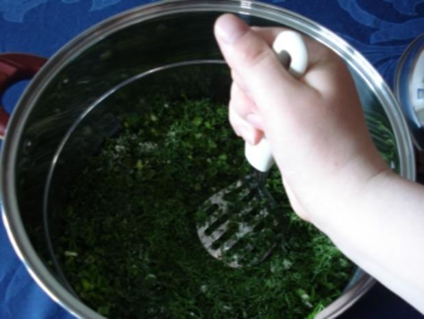 Okroschka (russische kalte Suppe) - Rezept - Bild Nr. 5